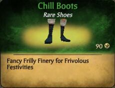 Chill boots