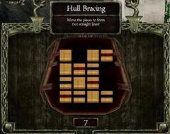 Hull Bracing
