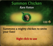 Summon Chicken