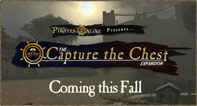 Capture the Chest Coming
