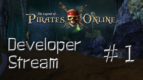 The Legend of Pirates Online Developer Stream -1
