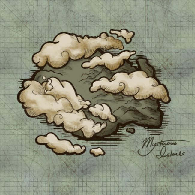 Illustrations potco map large