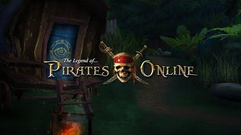 The Legend of Pirates Online a preview of Potions