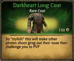 Darkheart Long Coat