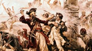 Piratefight