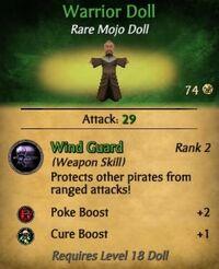 WarriorDoll