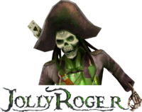 Jolly Roger-Close Up