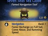 Seven Seas Sea Globe