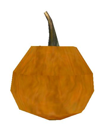Pumpkin Grenade Icon