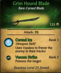 Grim hound blade-0
