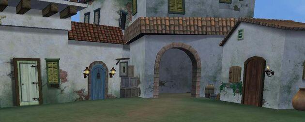 Tortuga Anne's shop