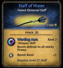StaffOfWater