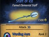 Staff of Ice