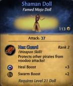 Shaman Doll - clearer