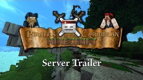 Pirates of the Caribbean Online Minecraft - Server Trailer