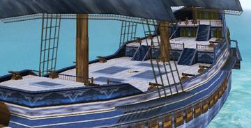 Stormchaser-deck