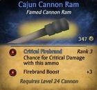 CajunCannonRam