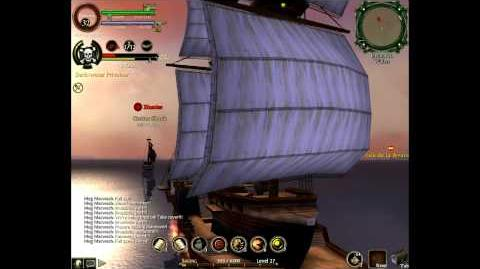 Pirates Online - Sneak Peek Scoundrel of the Seas
