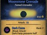 Moonstone Grenade