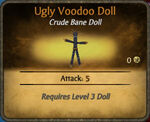 Ugly Voodoo Doll 2010-11-23