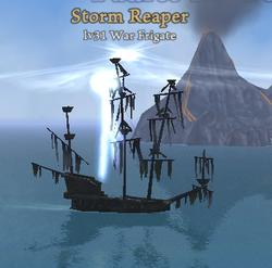 Storm Reaper clearer