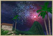 Icon fireworks