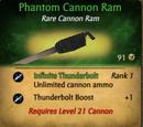 Phantom Cannon Ram
