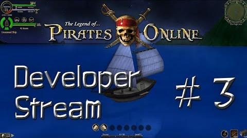 Video The Legend Of Pirates Online Developer Stream 3 Some Of
