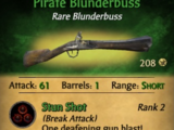 Pirate Blunderbuss