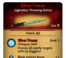 Silver Freeze