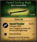 Cursedseafangblade