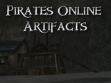 Pirates of the Caribbean Online Artifacts