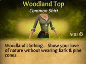 Woodland Top