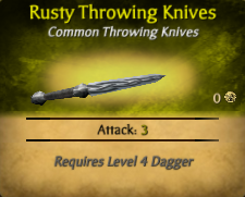 RustyThrowingKnives