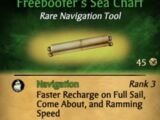 Freebooter's Sea Chart