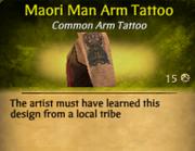 MaoriManTat