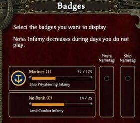 Badge GUI