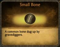 Small Bone Material