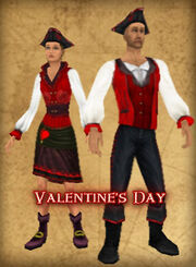 Valentine-outfit