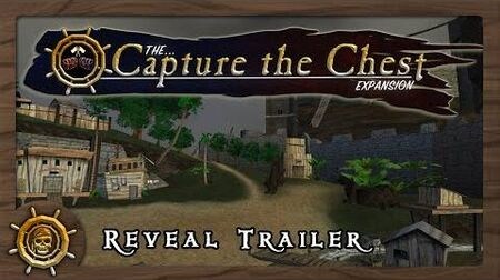 Capture the Chest Reveal Trailer - The Legend of Pirates Online