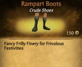 Rampart Boots