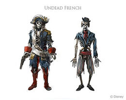 Undead French