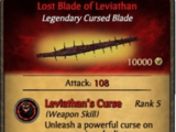 Leviathan's Curse