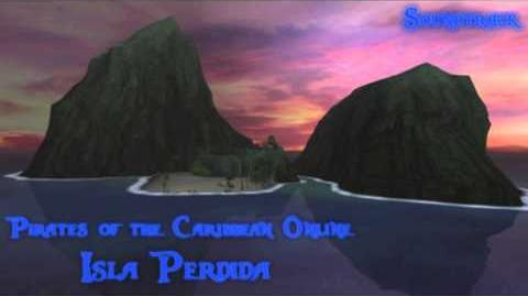 POTCO Isla Perdida Soundtrack