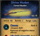 Divine Musket