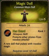 Magic Doll 2010-12-19