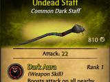 Undead Staff