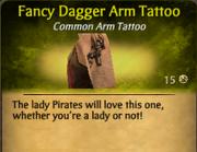 DaggerTattoo