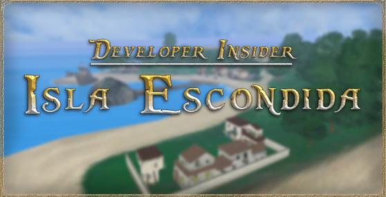 Developer Insider Isla Escondida