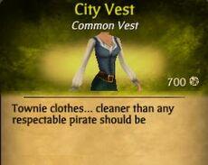 F City Vest